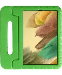Samsung Galaxy Tab A7 Lite Kinder Tablethoes met Handvat Groen