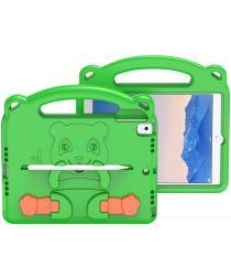 Dux Ducis Panda Apple iPad 9.7 Kinder Tablethoes met Handvat Groen