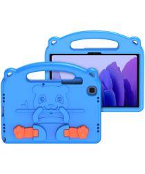 Dux Ducis Panda Samsung Galaxy Tab A7 (2020) Kinder Tablethoes Blauw