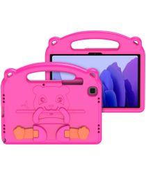 Dux Ducis Panda Samsung Galaxy Tab A7 (2020) Kinder Tablethoes Roze