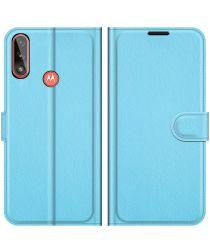 Motorola Moto E7i Power Book Cases & Flip Cases