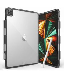 Ringke Fusion Apple iPad Pro 12.9 Hoes + Outstanding Transparant Zwart