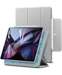 ESR Rebound Slim Apple iPad Pro 11 (2020/2021) Hoes Tri-Fold Zilver