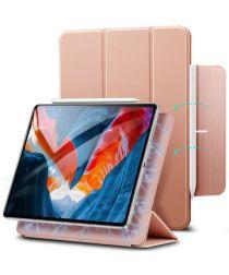 ESR Rebound Slim Apple iPad Pro 12.9 2020 / 2021 Hoes Tri-Fold Rose