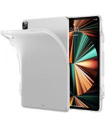 ESR Project Zero Apple iPad Pro 12.9 (2021) Hoes Dun TPU Transparant