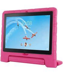Lenovo Tab M10 (HD) Gen 1 Kinder Tablethoes met Handvat Roze