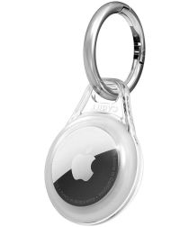 Spigen Ciel by Cyrill Shine Hoes Apple AirTag Sleutelhanger Clear