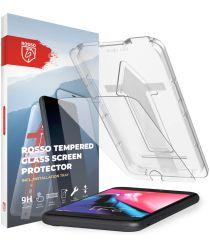 Rosso iPhone 6(S) / 7 / 8 Plus Tempered Glass met Installatietray