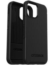 OtterBox Symmetry Apple iPhone 13 Mini Hoesje Zwart