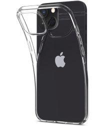 Apple iPhone 13 Hoesje Dun TPU Back Cover Transparant