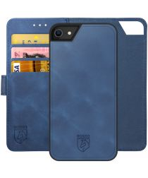 Rosso Element 2-in-1 Apple iPhone 6/7/8/SE 2020 Hoesje Blauw