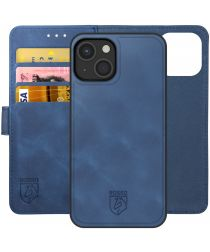 Rosso Element 2-in-1 Apple iPhone 13 Mini Hoesje Blauw