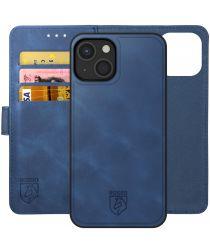 Rosso Element 2-in-1 Apple iPhone 13 Hoesje Blauw