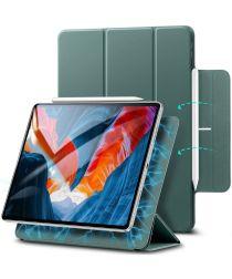 ESR Rebound Magnetic Apple iPad Pro 12.9 2020/2021 Hoes Tri-Fold Groen