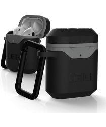 Urban Armor Gear Apple AirPods Hoesje Hard Case Zwart Grijs