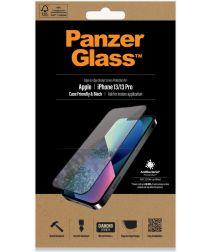 PanzerGlass iPhone 13 / 13 Pro Screenprotector Antibacterieel Zwart