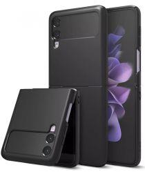 Ringke Slim Samsung Galaxy Z Flip 3 Hoesje Ultra Dun Zwart