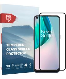 Rosso OnePlus Nord 2 5G 9H Tempered Glass Screen Protector