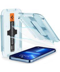 Spigen EZ Fit Glas.tR Apple iPhone 13 Pro Max Screen Protector 2-Pack