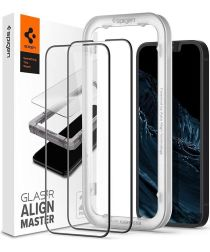 Spigen AlignMaster iPhone 13 / 13 Pro Screen Protector Tempered Glass