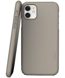 Nudient Thin Case V3 Apple iPhone 11 Hoesje Back Cover Beige