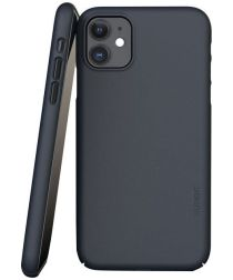 Nudient Thin Case V3 Apple iPhone 11 Hoesje Back Cover Blauw