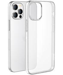 Hoco Light Series Apple iPhone 13 Pro Max Hoesje Dun TPU Transparant
