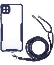Samsung Galaxy A22 5G Telefoonhoesjes met Koord