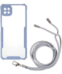 Samsung Galaxy A22 5G Transparante Hoesjes