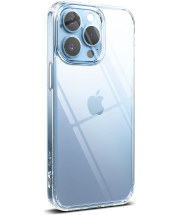Ringke Fusion Apple iPhone 13 Pro Hoesje Back Cover Transparant Hoesjes