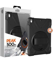 Eiger Peak 500m Apple iPad Air 10.5 (2019) Hoes Back Cover Zwart
