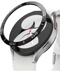 Ringke Bezel Styling Galaxy Watch 4 44MM Randbeschermer RVS Zwart