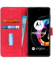 Motorola Edge 20 Lite Telefoonhoesjes met Pasjes