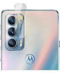 Imak Motorola Edge 20 Camera Lens Protector + Lens Cap Clear