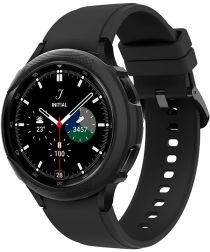 Spigen Liquid Air Samsung Galaxy Watch 4 Classic 42MM Hoesje Zwart