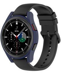 Samsung Galaxy Watch 4 Classic 46MM Hoesje Hard Plastic Bumper Blauw