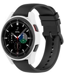 Samsung Galaxy Watch 4 Classic 42MM Hoesje Hard Plastic Bumper Wit