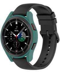Samsung Galaxy Watch 4 Classic 42MM Hoesje Hard Plastic Bumper Groen