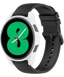 Samsung Galaxy Watch 4 44MM Hoesje Hard Plastic Bumper Wit