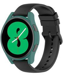 Samsung Galaxy Watch 4 44MM Hoesje Hard Plastic Bumper Groen