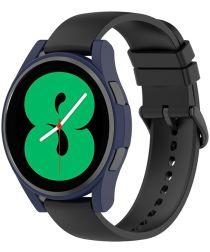 Samsung Galaxy Watch 4 44MM Hoesje Hard Plastic Bumper Blauw