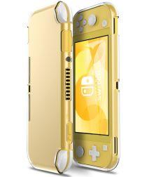 Nintendo Switch Lite Hoesje Dun en Schokbestendig TPU Transparant
