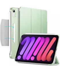 ESR Ascend Apple iPad Mini 6 Hoes Tri-Fold Book Case Groen
