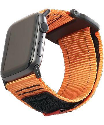 Urban Armor Gear Active Apple Watch 44MM / 42MM Bandje Oranje Bandjes