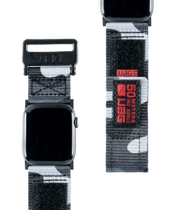 Urban Armor Gear Active Apple Watch Band 4/5 44MM, 3/2/1 42MM Camo