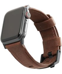 Urban Armor Gear Leather Apple Watch 40MM / 38MM Bandje Bruin