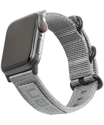 Urban Armor Gear Nato Apple Watch 40MM / 38MM Bandje Grijs Bandjes