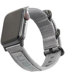 Urban Armor Gear Nato Apple Watch 44MM / 42MM Bandje Grijs