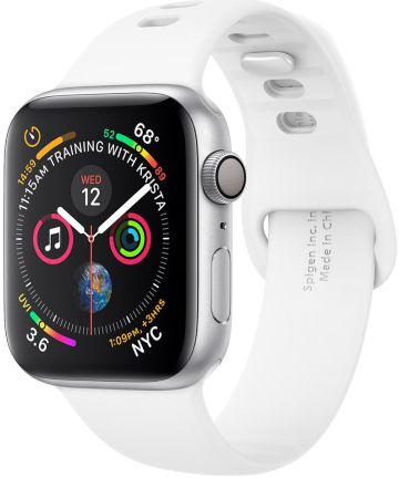 Spigen Air Fit Apple Watch 40MM / 38MM Bandje Siliconen Wit