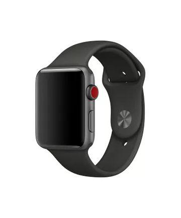 Originele Apple Sport Apple Watch Band 4/5 44MM, 3/2/1 42MM Zwart